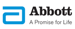 abbott logo wall